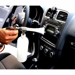 Tornado Gun For Car Interior Cleaning Operated By Air Compressor