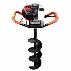 Earth Soil Land Auger Digger Drill Machine