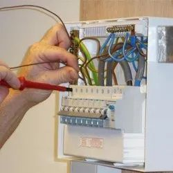 Residential Electricity Wiring Work Services, in Pan India