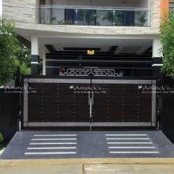Design Brass Gate