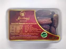 Black Ababeel Mabroom Dates, Packaging Type: Plastic Box, Packaging Size: 500 Gm