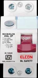 RCCB Residual Current Operated Circuit Breaker