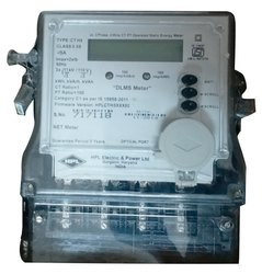 CTH5 Three Phase 4 Wire CT PT Operated Static Energy Meter