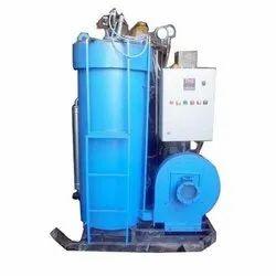 Oil & Gas Fired 750 kg/hr Vertical Steam Boiler Non-IBR