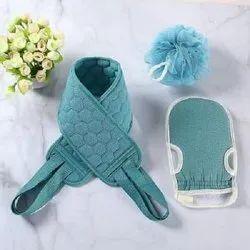Textile Fabric 3 Pices Bath Set