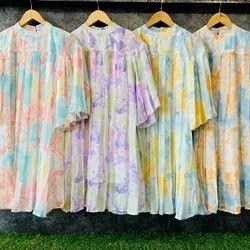 Georgette Casual Wear Ladies Fancy Designer Top, Size: m to 3 xl