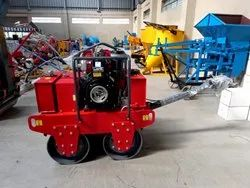 Double Drum Roller Greaves Semi Hydraulic