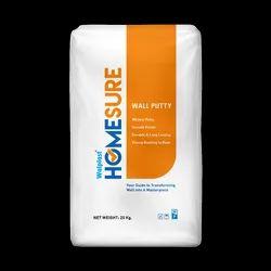 Homsure Walplast White Cement Based Wall Putty 40 Kg