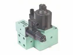 Electro-Hydraulic Flow Control & Relief Valves EFBG