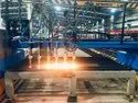 CNC Table Type Plasma And Flame Cutting Machine