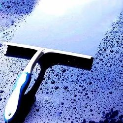 Commercial Car Glass Cleaning Wiper For Heavy Duty Use