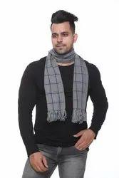 VP Oswal Designer Men Woolen Scarves