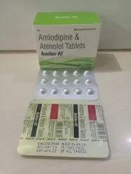 Amlodipine 5mg, Atenolol 50mg