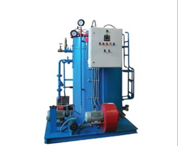 Oil Fired 1000 kg/hr Steam Boiler, Non IBR