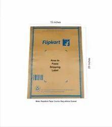 Flipkart Paper Bag-NG PB 3.5 (15x19.5 Inch)Lip Lock