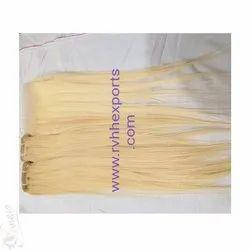 Indian Human Blonde Hair