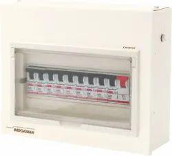 Indoasian SPN Acrylic 16 Way Caretron Distribution Box