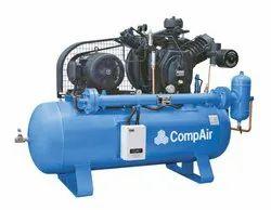 CompAir Reciprocating High Pressure Air Compressor 12 To 40 HP