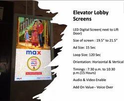 Digital Dooh Advertising, in Pan India