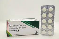 Levocetirizine Dihcl(Ir) & Ambroxol Hcl (Sr) Tablets