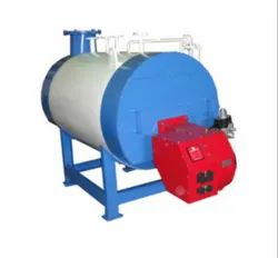 Oil & Gas Fired 3000 kg/hr Small Industrial Boiler