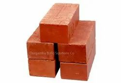 Extruded Exposed Solid Clay Bricks