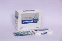 Ortocal K7  Calcitriol Calcium Carbonate & Zinc Softgel Capsules