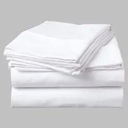 Plain White Cotton Terry Towel, 450-550 GSM, Size: 30x60inch
