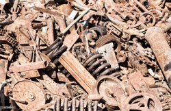 EN 19 Alloy Steel Scrap, Packaging Type: Bundle, Turning