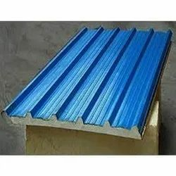 PUF Insulated Roofing Panel