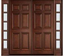 Designer Wooden Door And Windows