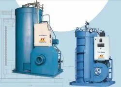 Oil & Gas Fired 600 kg/hr Coil Type Steam Boiler Non-IBR