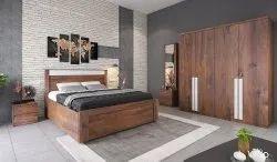 Wood Plb Decorative Dreams Bedroom Sets, Size: Queen