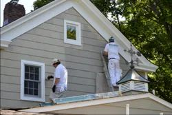 Exterior Building Painting Service