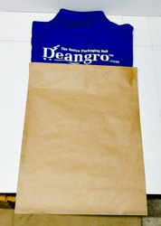 Plain paper courier Bag(12x16 Inch)LipLock