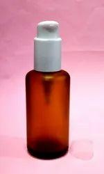 100 mL Cosmetic Glass Bottle