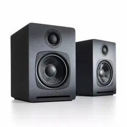 2.1 Black 220 V Multimedia Speakers, 3W