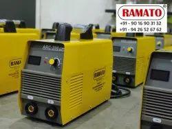 Ramato ARC 200A Single Phase Mosfet Inverter Welding Machine Rajkot Gujarat INDIA