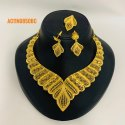 Ladies Gold Plated Necklace