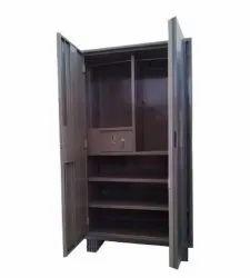 Office Mild Steel Almirah, For Home, 2 Doors