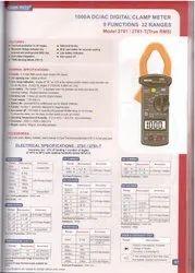 KM-2781 DIGITAL CLAMP METER KUSAM-MECO