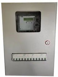 5kW Meter Box Panel, Operating Voltage: 220-240V, Degree of Protection: Ip 54