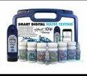 Digital water testing meter