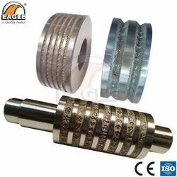 Eagle Design Rolls And Side Collet For Goldsmith Tools