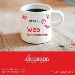 Personal web development services