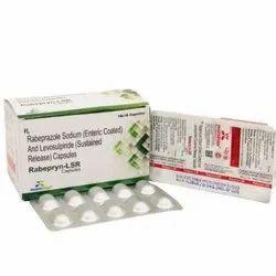 Rebeprazole Sodium And Levosulpiride Capsules
