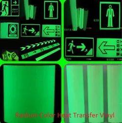 Radium Heat Transfer Vinyl 12 and 20 inch rolls