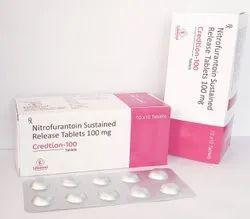 Nitrofurantoin Sustained Release Tablets