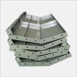 Grey Mild Steel Haunch Shuttering Plate