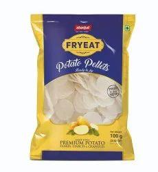 Fryeat Wavy Chips 100gm